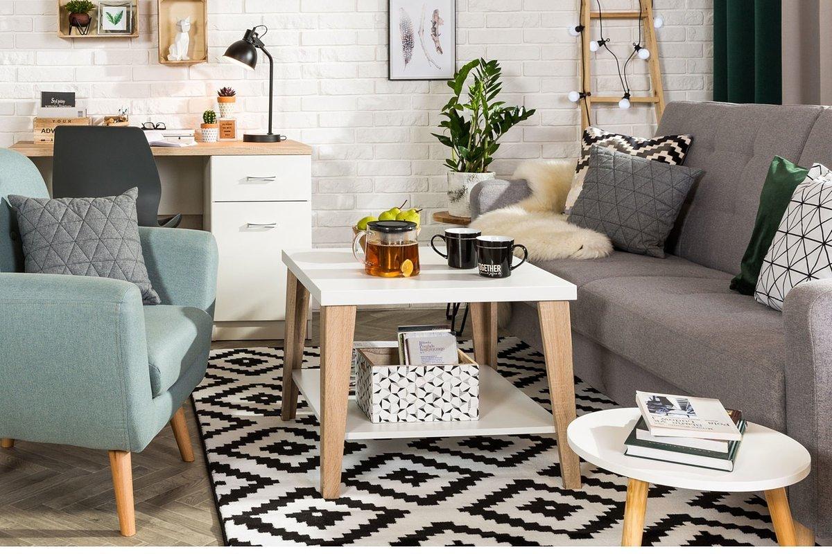 Stoliki kawowe i ławy – jak wybrać idealny model do salonu?