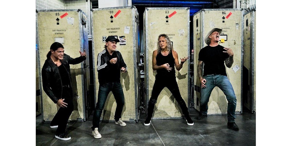 """Metallica – premiera albumu """"S&M2"""" w sierpniu"""