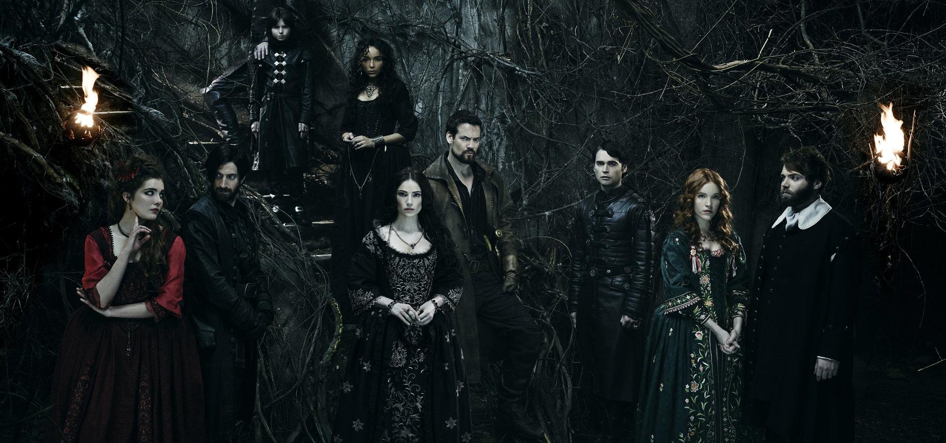 """Co wydarzy się w najnowszym sezonie """"Salem""""?"""