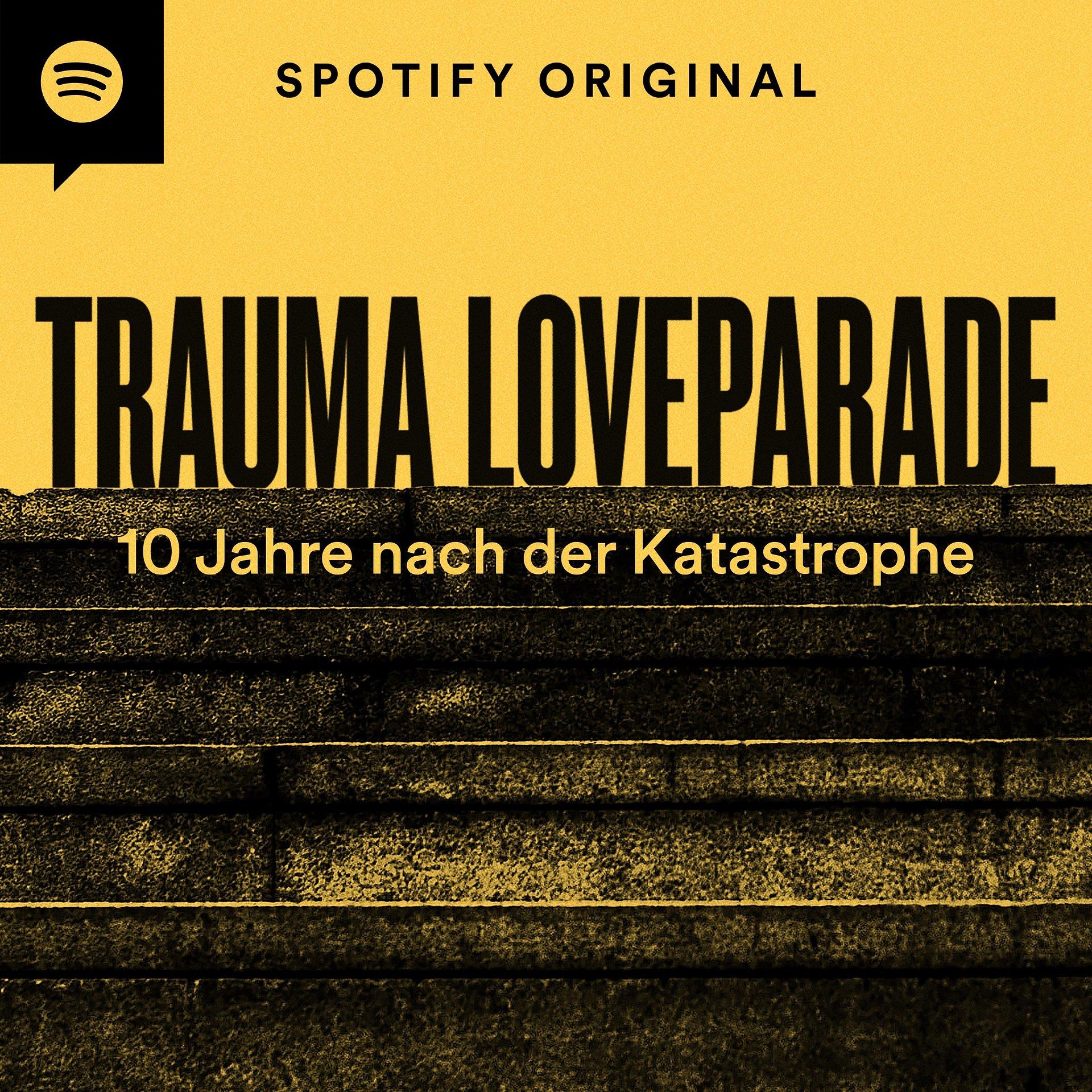 """""""Trauma Loveparade - 10 Jahre nach der Katastrophe"""" – neuer Spotify Original Podcast zum Jahrestag"""