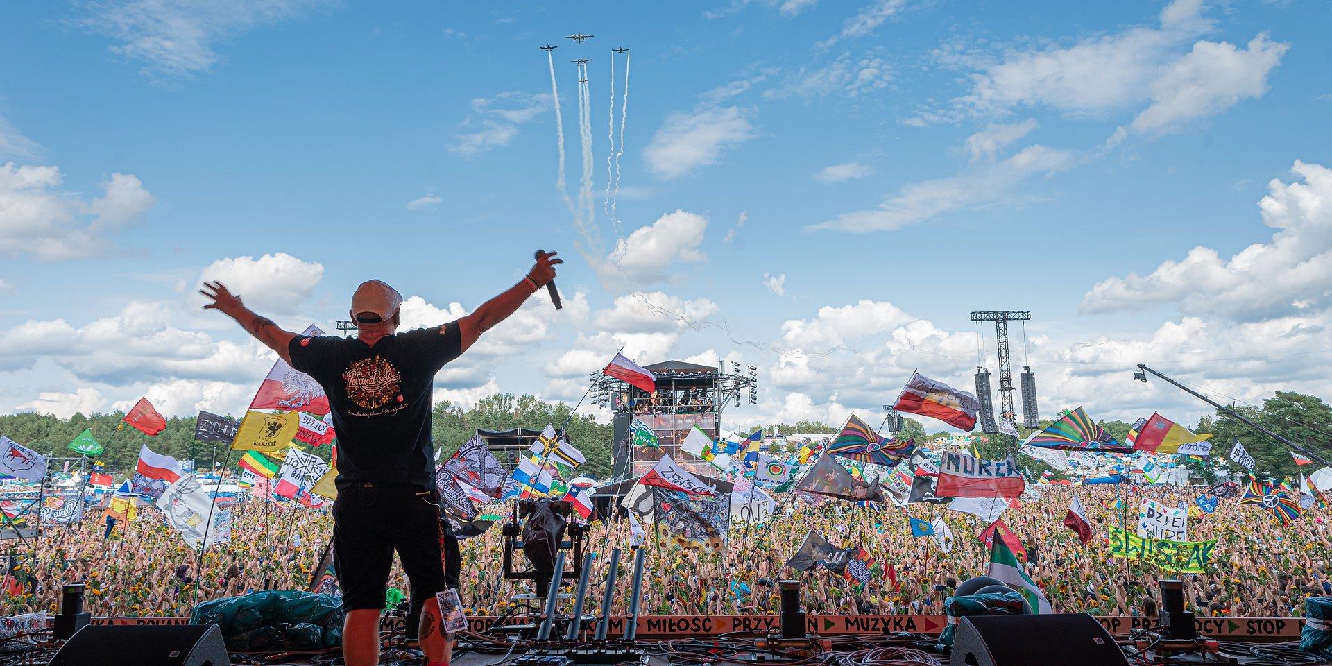 Rusza proces akredytacji na 26. Pol'and'Rock Festival online - Najpiękniejszą Domówkę Świata