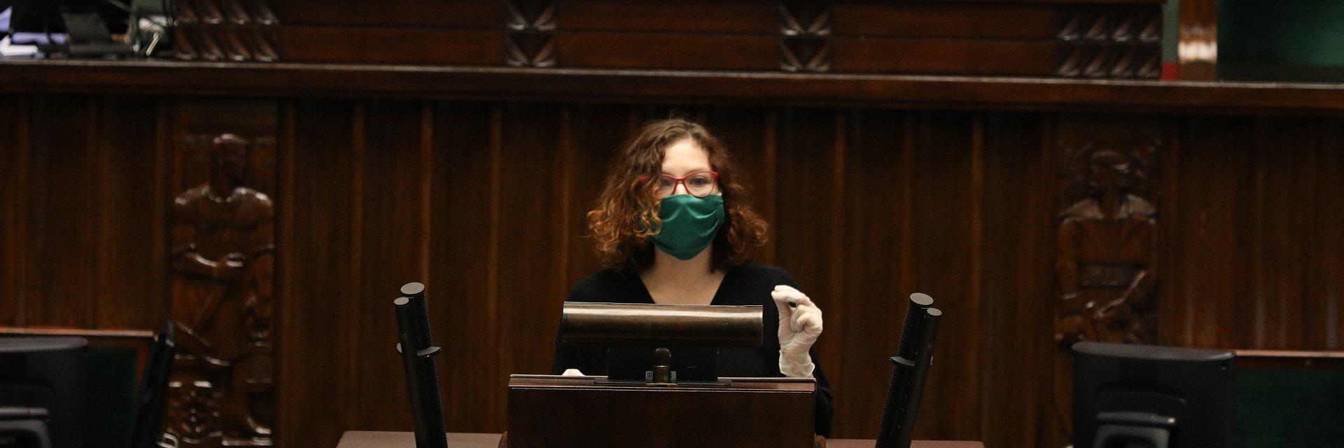 Lewica broni polskie lasy przed rządową zmianą ustawy o OZE