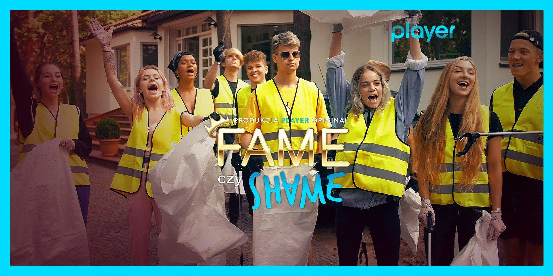 """Uczestnicy """"FAME czy SHAME"""" w trosce o ekologię!"""