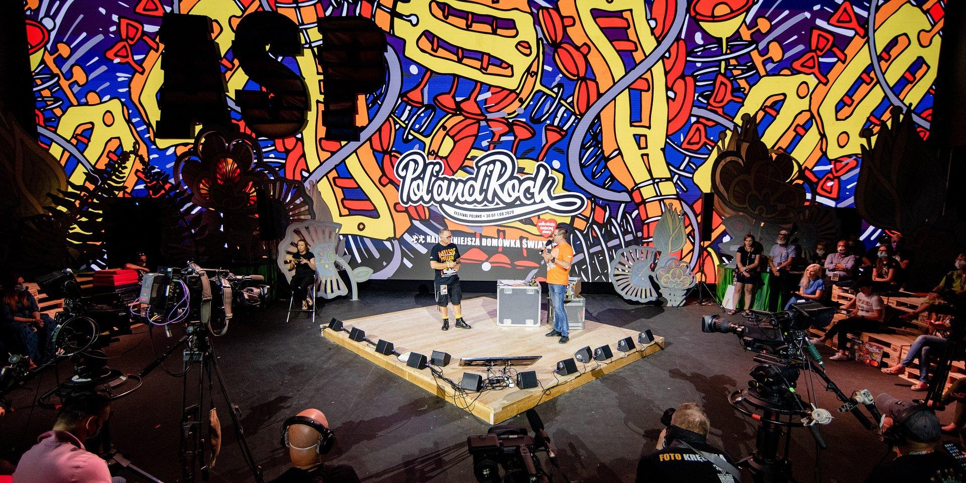 26. Pol'and'Rock Festival online – tak będzie!