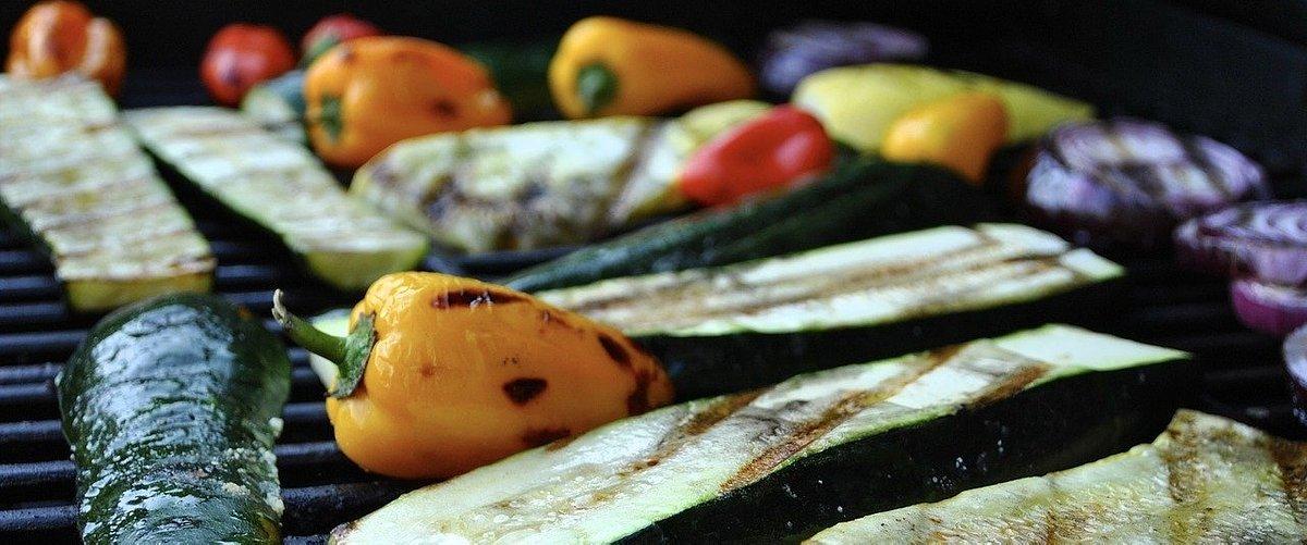 Modne grillowanie w stylu wege z Biedronką? Ulubione przepisy zdradza szefowa kuchni Adriana Marczewska