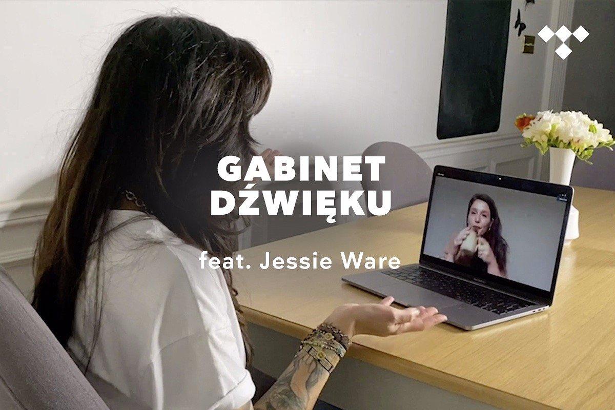 Wywiad Gabi Drzewieckiej z Jessie Ware tylko w TIDAL!