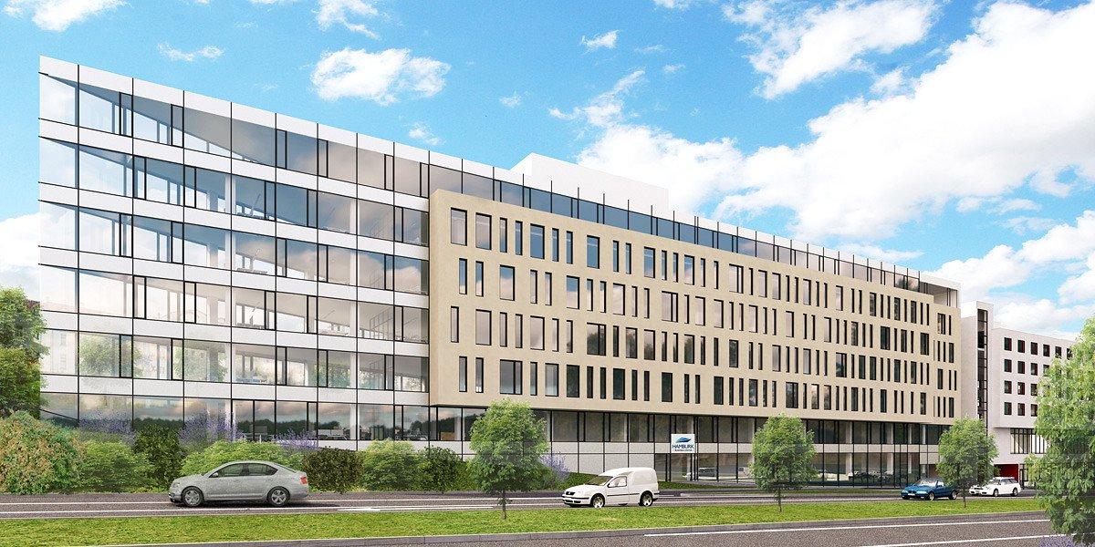 Pomohli jsme fondu BHS získat Hamburk Business Center v Plzni