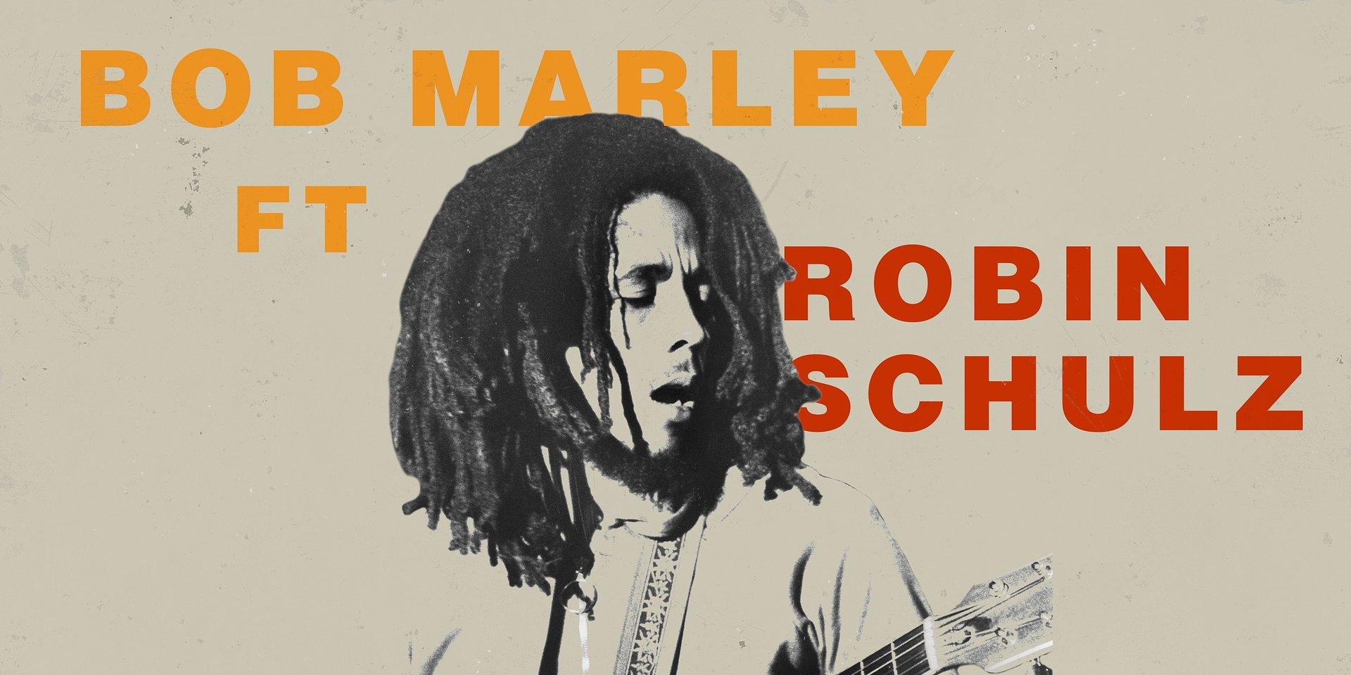 """Robin Schulz tchnął nowe życie w kultowe """"Sun Is Shining"""" Boba Marleya"""