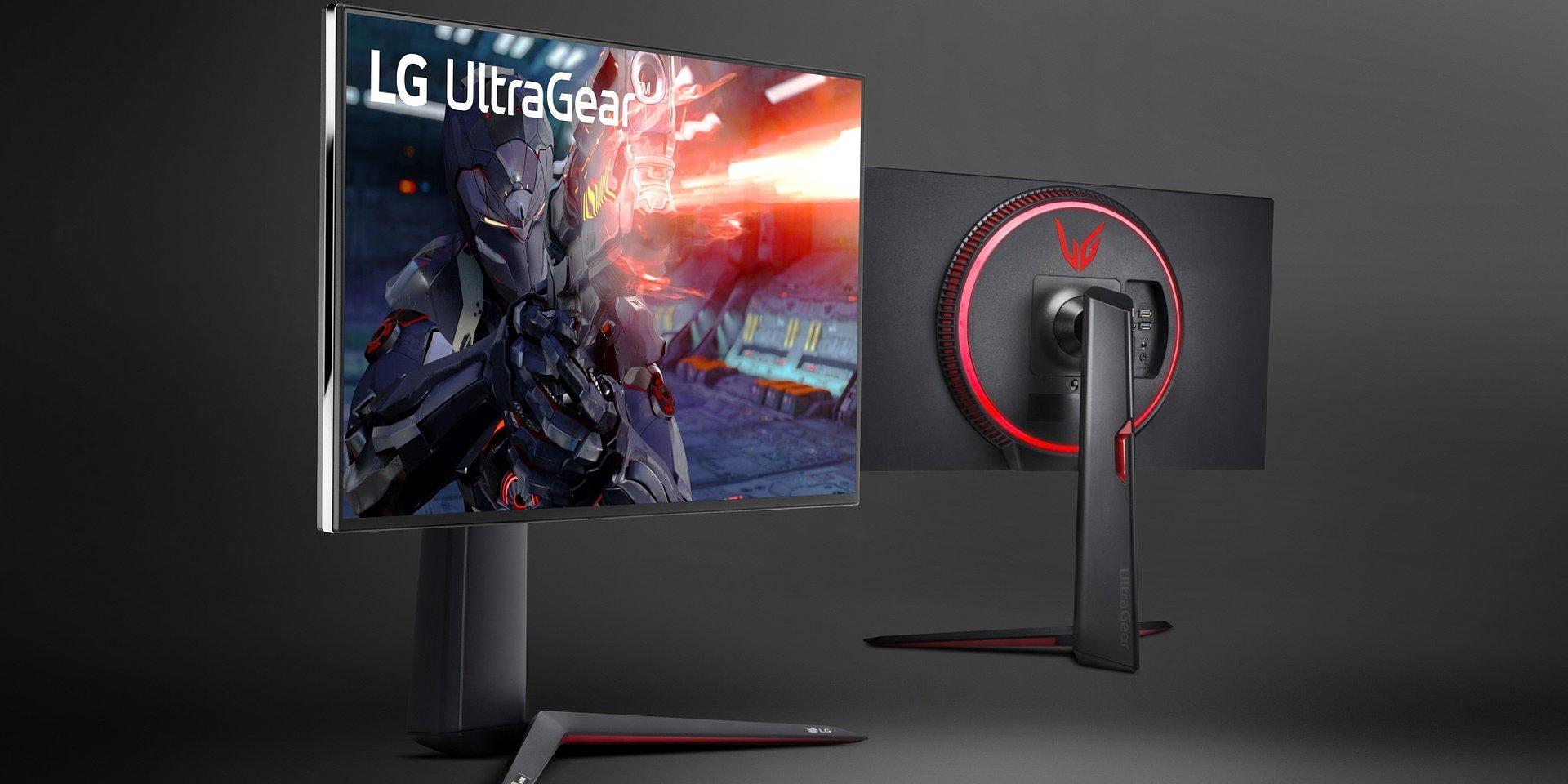 LG wprowadza pierwszy na świecie monitor 4K IPS o czasie reakcji 1ms!