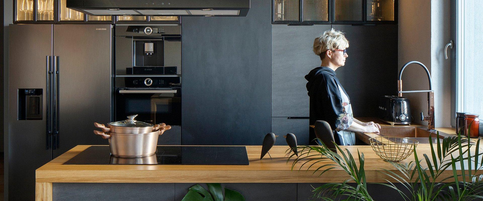 Dyrektor sprzedaży i marketingu PORTA otwiera swoje mieszkanie