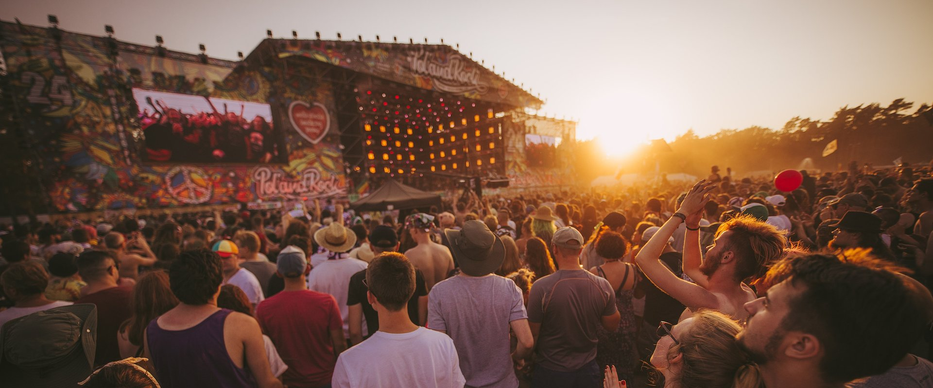 Get Your Accreditation for Pol'and'Rock Festival 2020 Online