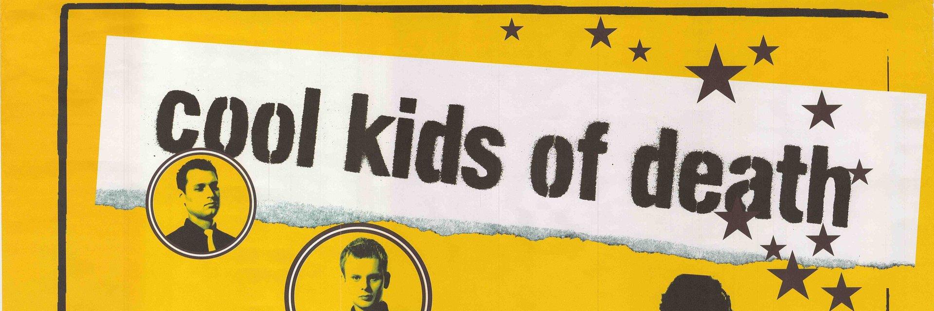 Albumy Cool Kids of Death w serwisach streamingowych