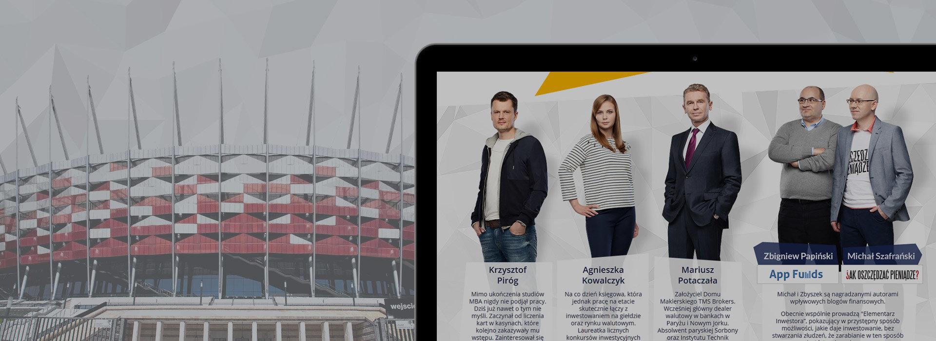 Kompleksowe przygotowanie ogólnopolskiej kampanii reklamowej