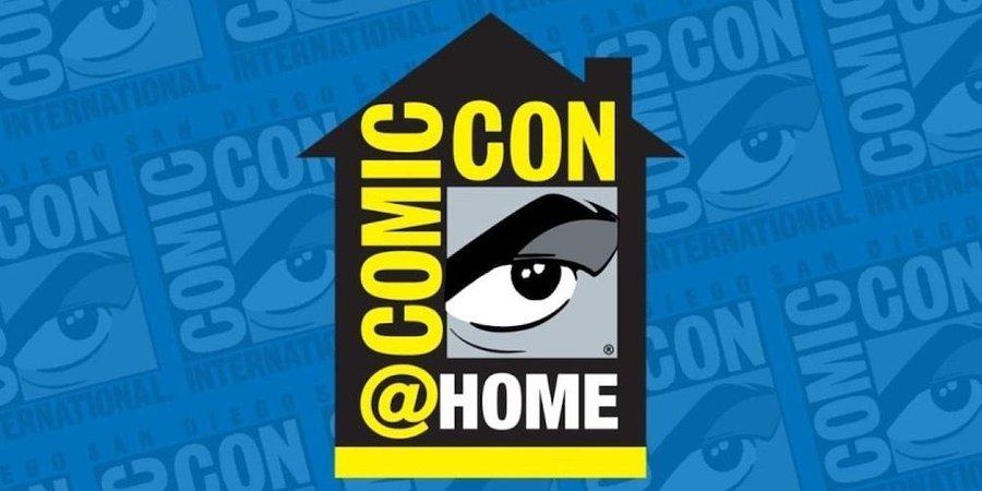 CONVITE - Comic-Con@home de 22 a 26 de julho