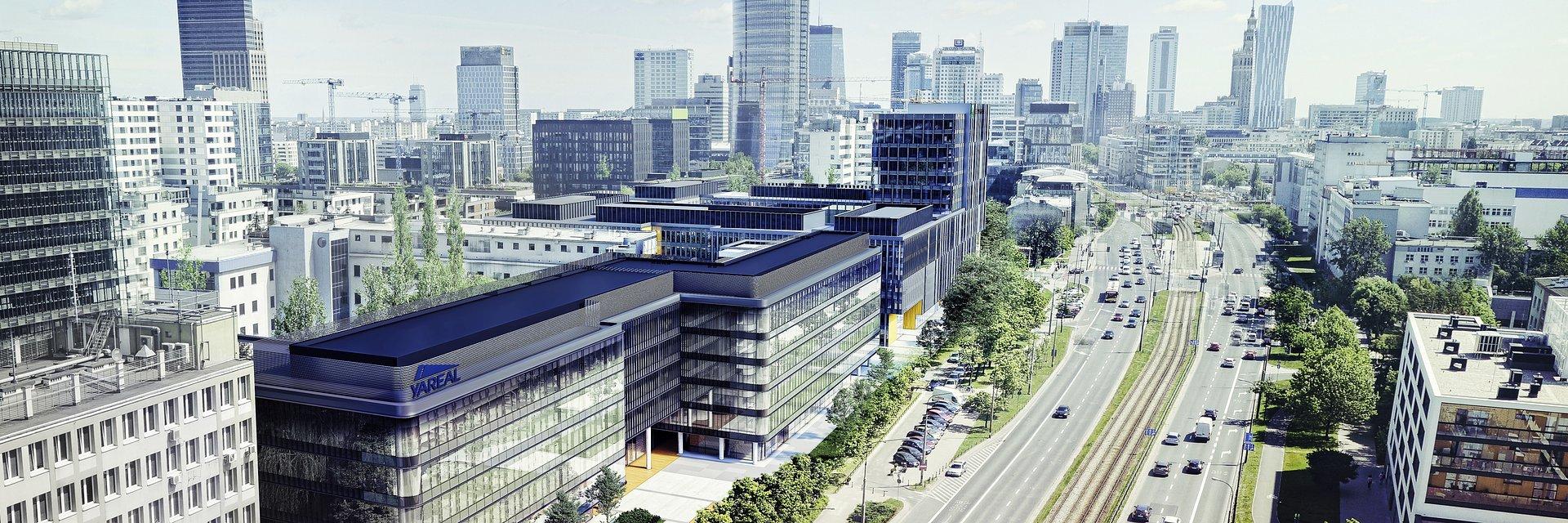 Warszawski rynek biurowy w I półroczu 2020