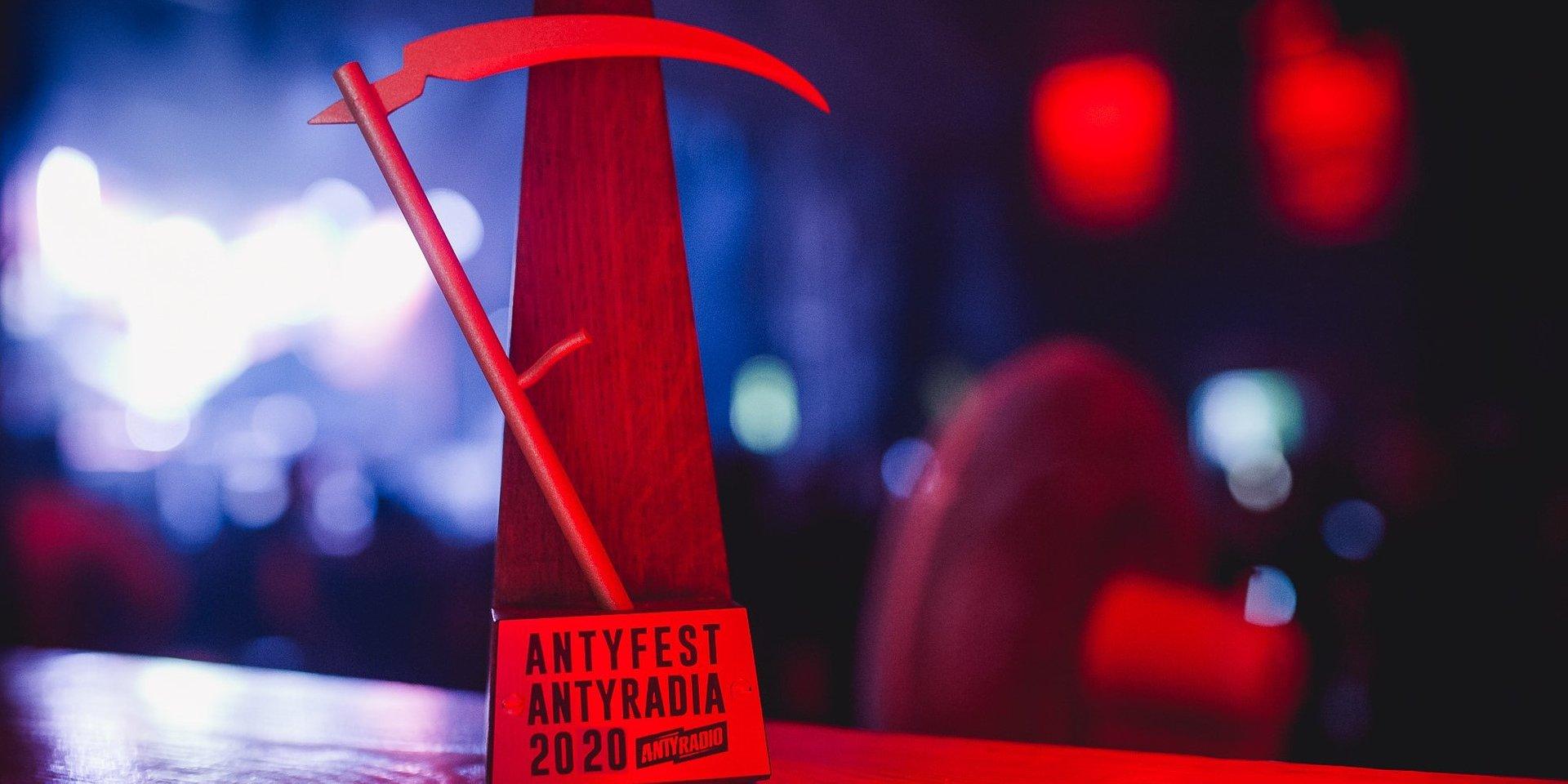 GraVity Off zwycięzcą Antyfestu Antyradia 2020