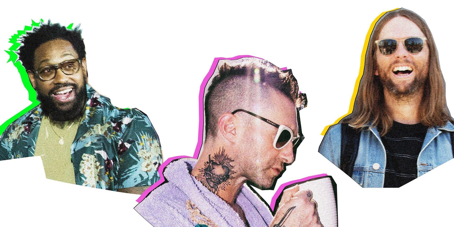 """Nobody's Love"" - kolejny hit od Maroon 5!"