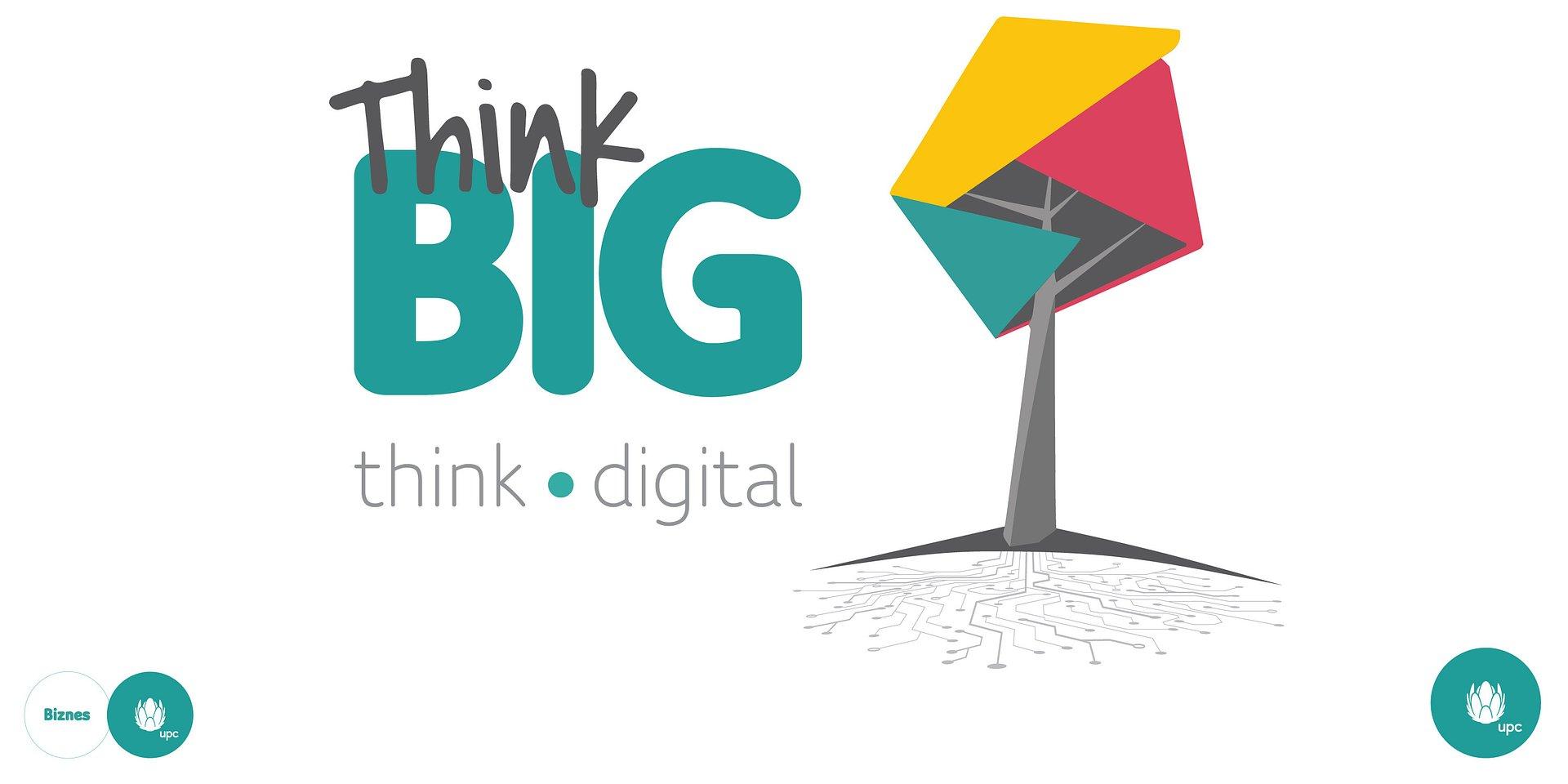 UPC Polska startuje z 7. edycją programu Think Big, który pomaga innowacyjnym przedsiębiorcom oraz innowatorom społecznym w pełni wykorzystać potencjał cyfrowego świata