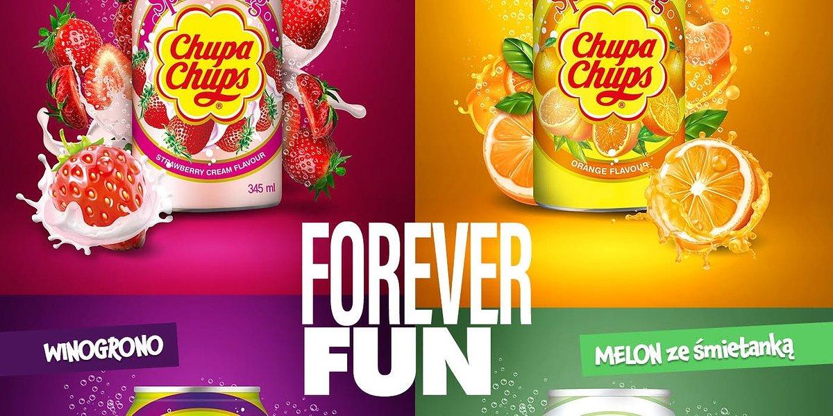 LifeTube wygrał przetarg na realizację pierwszej kampanii z influencerami dla Kuchni Świata.Twórcy będą promować nowe napoje marki Chupa Chups.