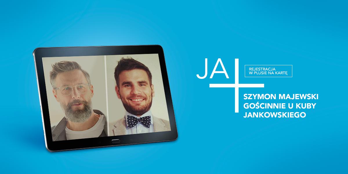 RejestracJA – Szymon Majewski i Kuba Jankowski zachęcają do rejestracji w Plusie