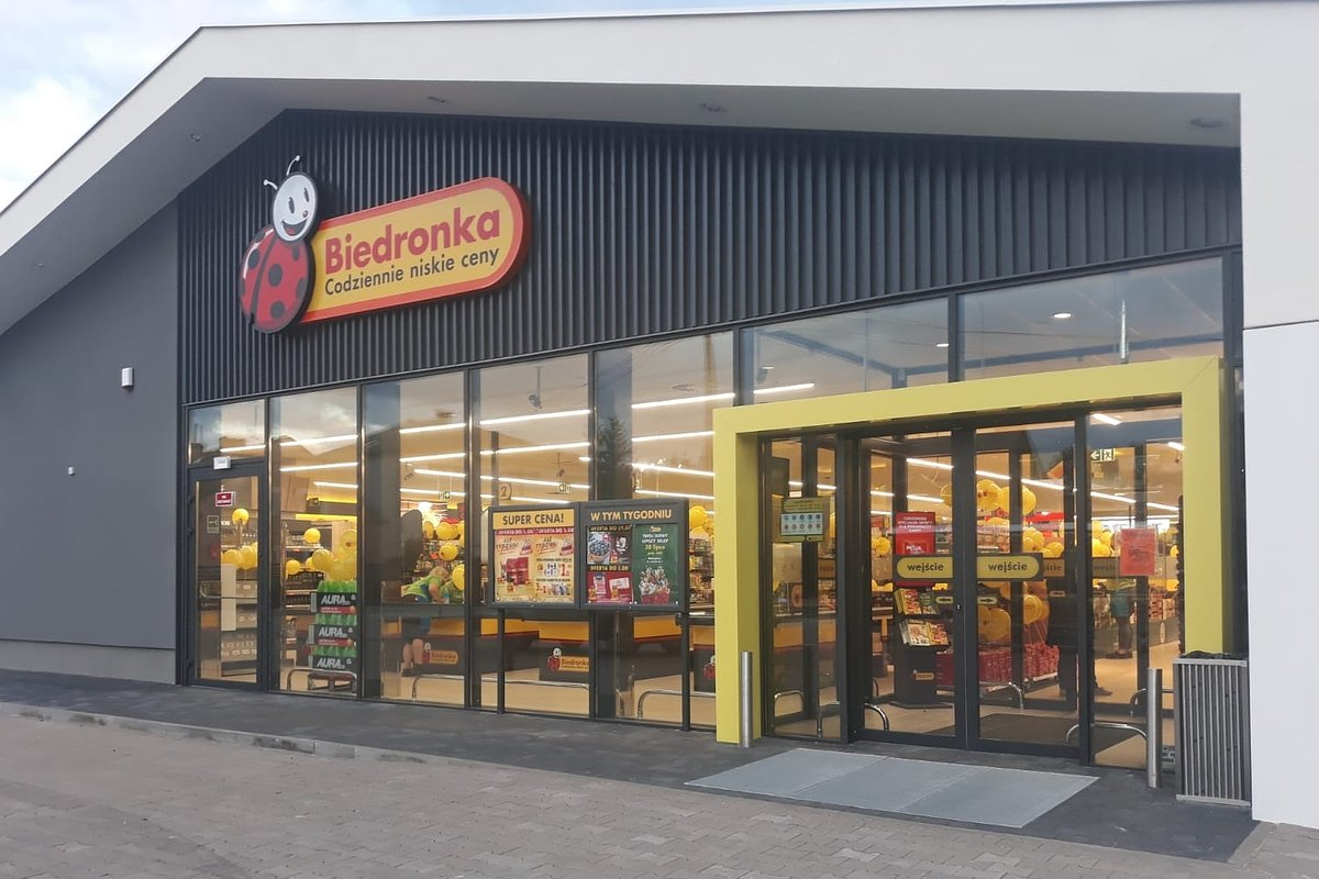 Biedronka zaprasza do nowych sklepów na Warmii i Mazurach