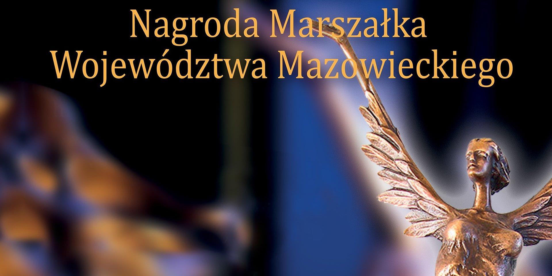 XXI edycja Nagrody Marszałka Wojewóztwa Mazowieckiego