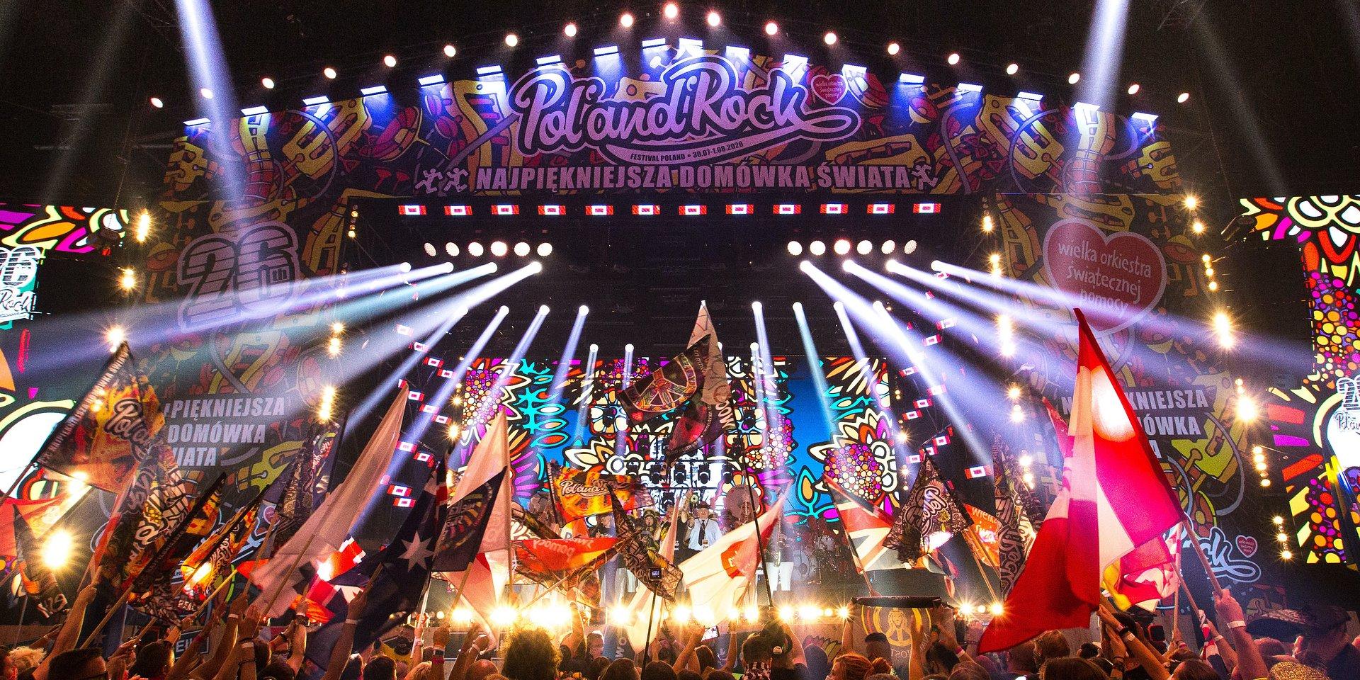 Gramy kolorowo, gramy z nagrodami! W jakich konkursach można brać udział podczas 26. Pol'and'Rock Festival?