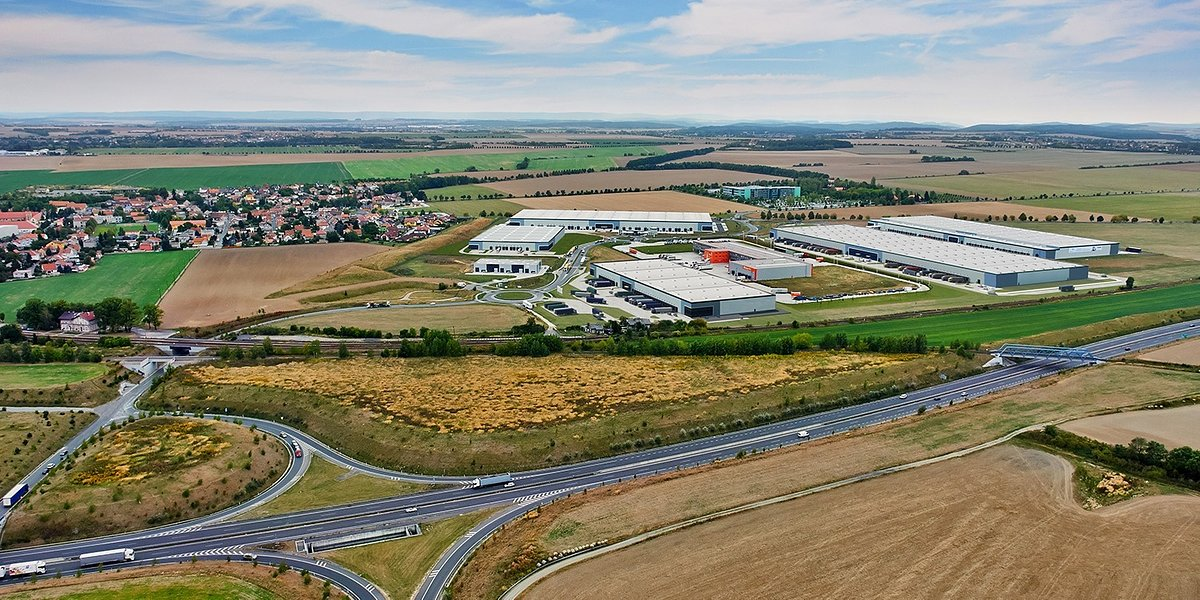 Trzech nowych klientów rozgości się w Prologis Park Prague-Airport - park jest w pełni wynajęty