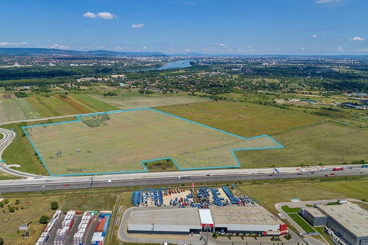 Najlepsze połączenia są w Prologis - w Budapeszcie powstanie nowy park logistyczny