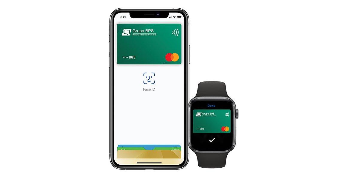 Apple Pay już dostępny w Bankach Spółdzielczych Grupy BPS oraz w Banku BPS