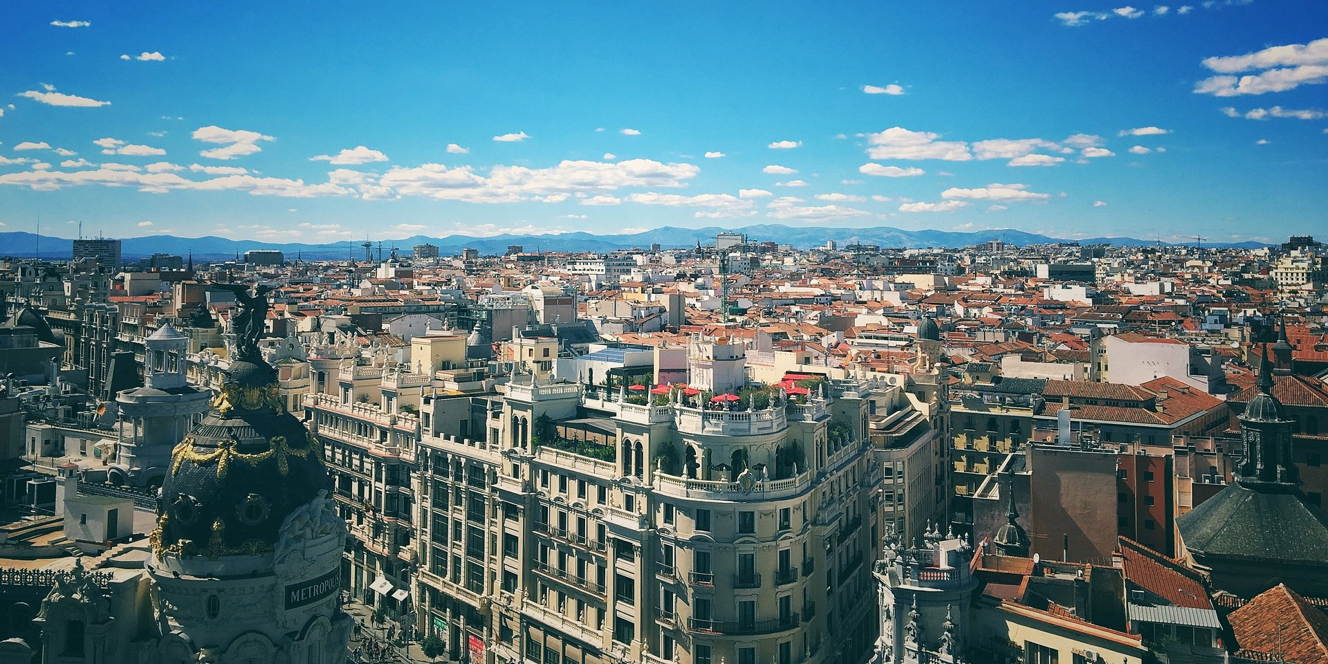 Care is in the air. Extreme supports virtual healthcare in Madrid!
