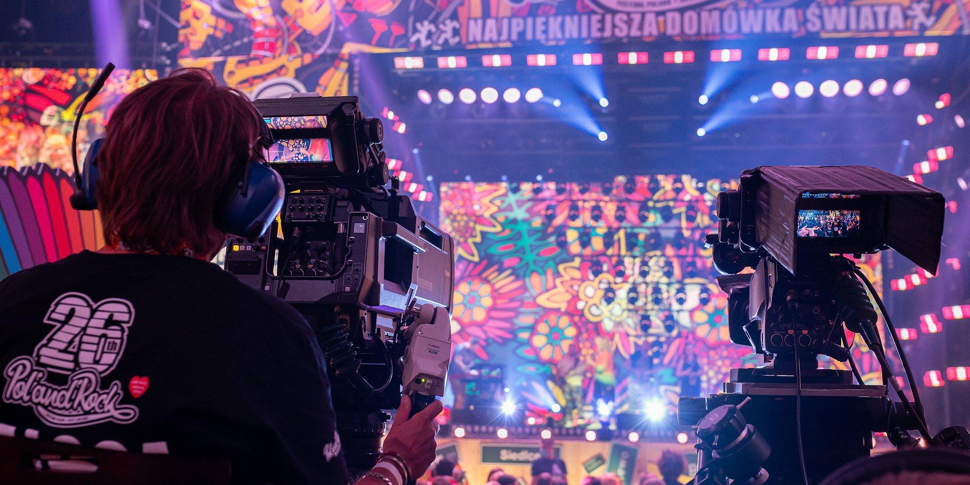 Rekordowa oglądalność 26. Pol'and'Rock Festival online