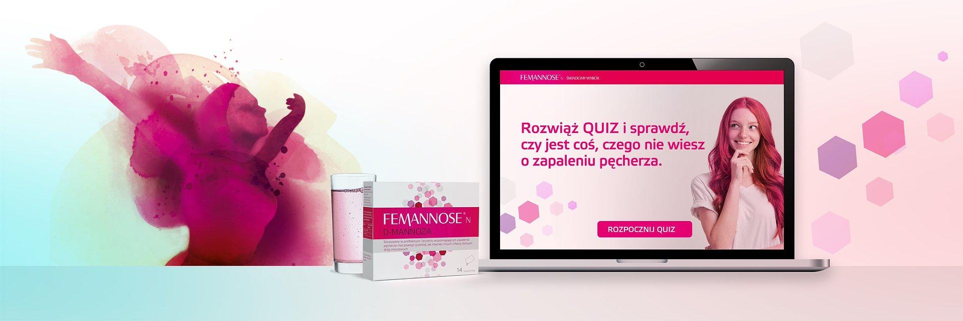 Rusza kampania reklamowa marki Femannose® N.