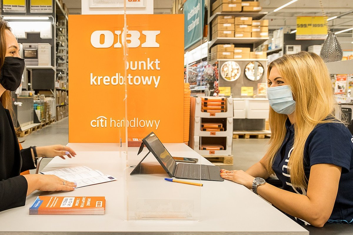 Citi Handlowy starts cooperation with OBI – purchases converted into up to 10 installments (APR 0%) with Simplicity credit card