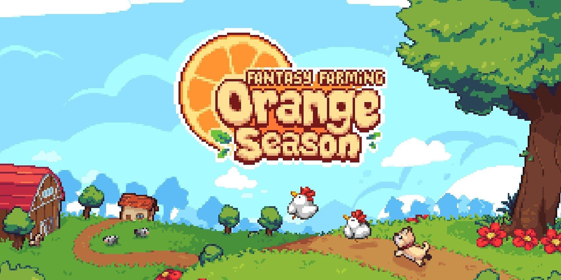 """Fantasy Farming: Orange Season - игра жанра """"ферма"""" с элементами RPG, встречает новых жителей обновленным геймплеем!"""