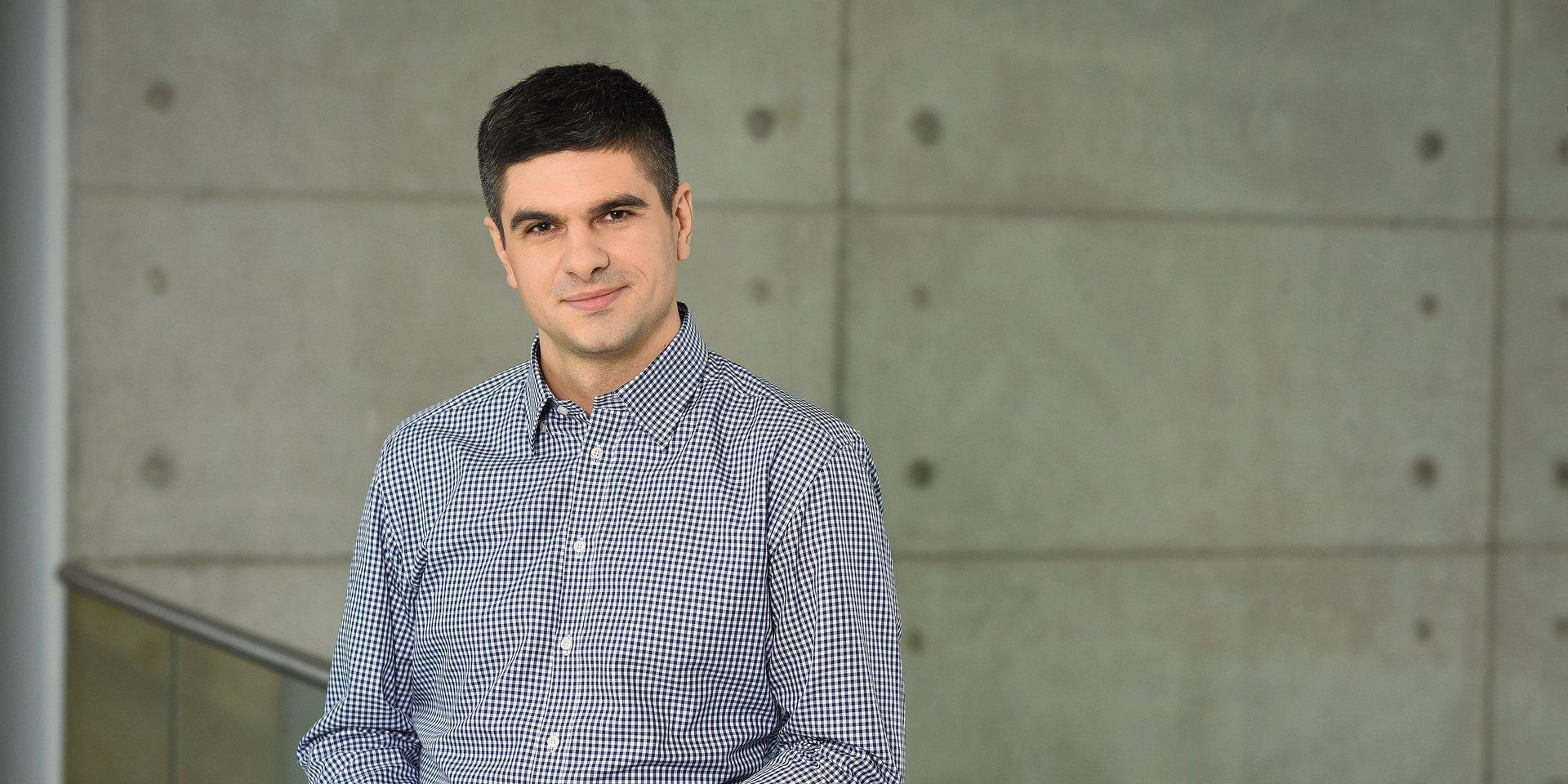 optymalizacja procesów biznesowych: Mariusz Szymocha