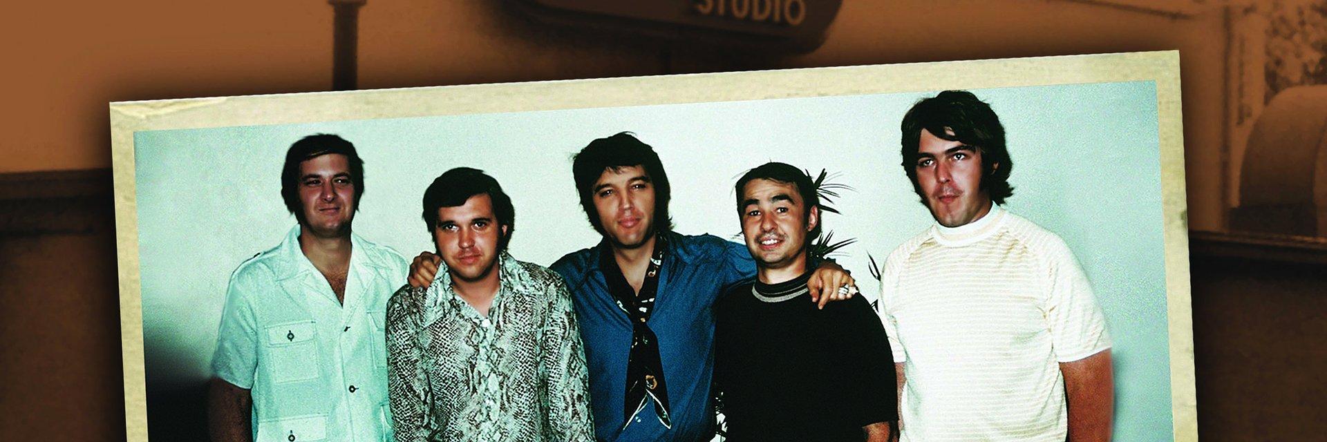 Celebrujemy 50tą rocznicę legendarnych sesji Elvisa Presleya!