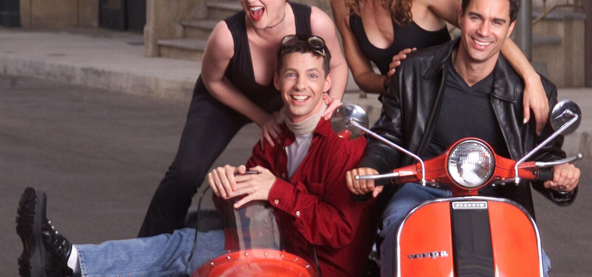 """""""Will i Grace"""" - klasyka humoru w wykonaniu czwórki przyjaciół na ekranie FOX Comedy już w grudniu!"""