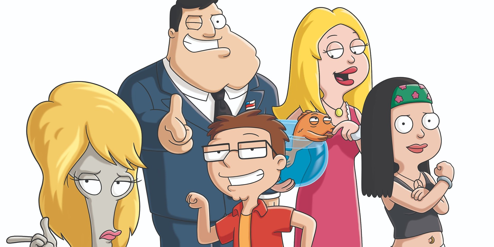 "16ª TEMPORADA DE ""AMERICAN DAD"" NO FOX COMEDY"