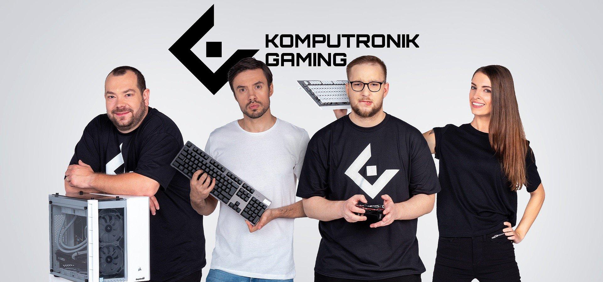 Nowe twarze w Ekipie Komputronik Gaming!