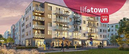 Nowe mieszkania na Służewcu od Nexity – zobacz w trybie AVR