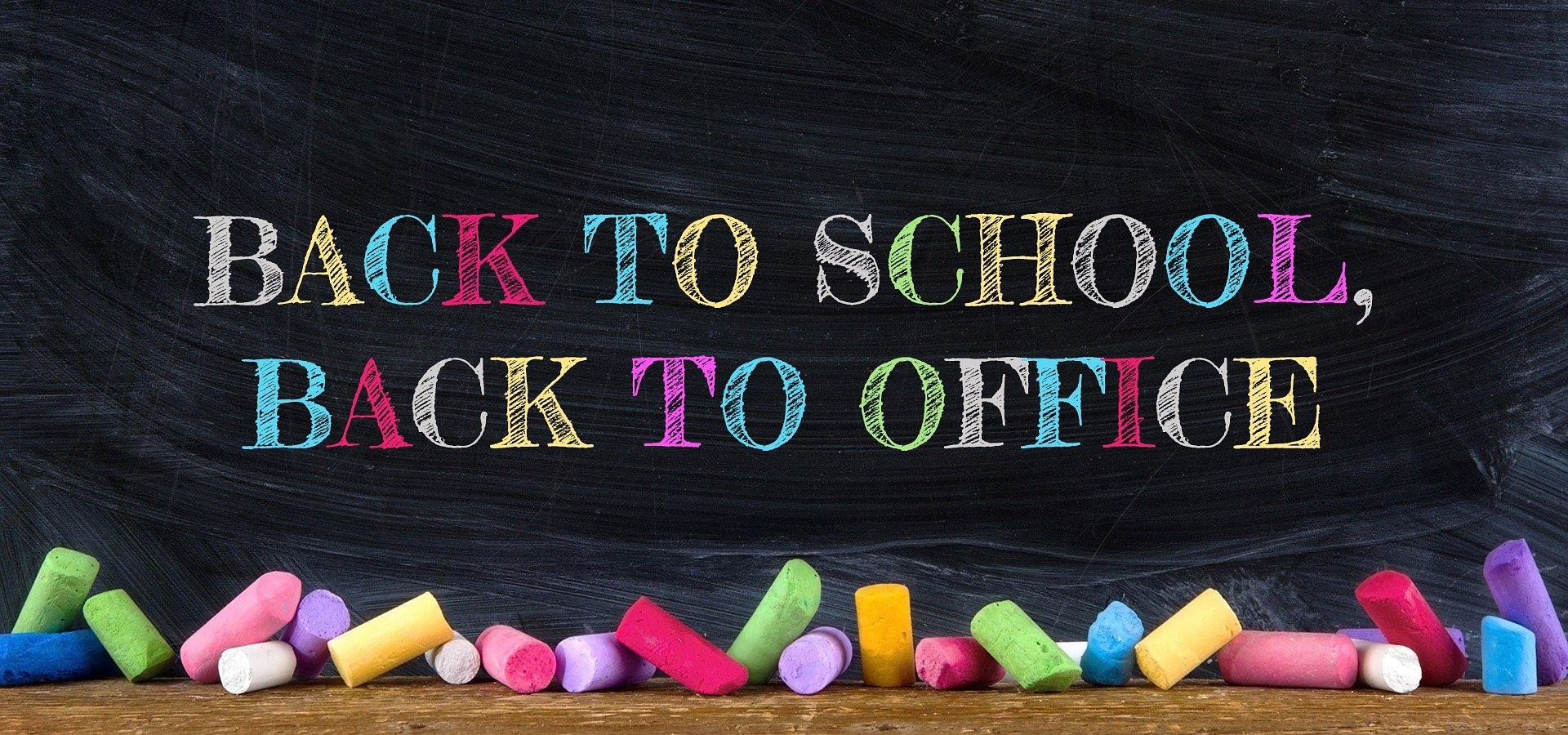 Branża retail przygotowuje się na powrót do szkoły