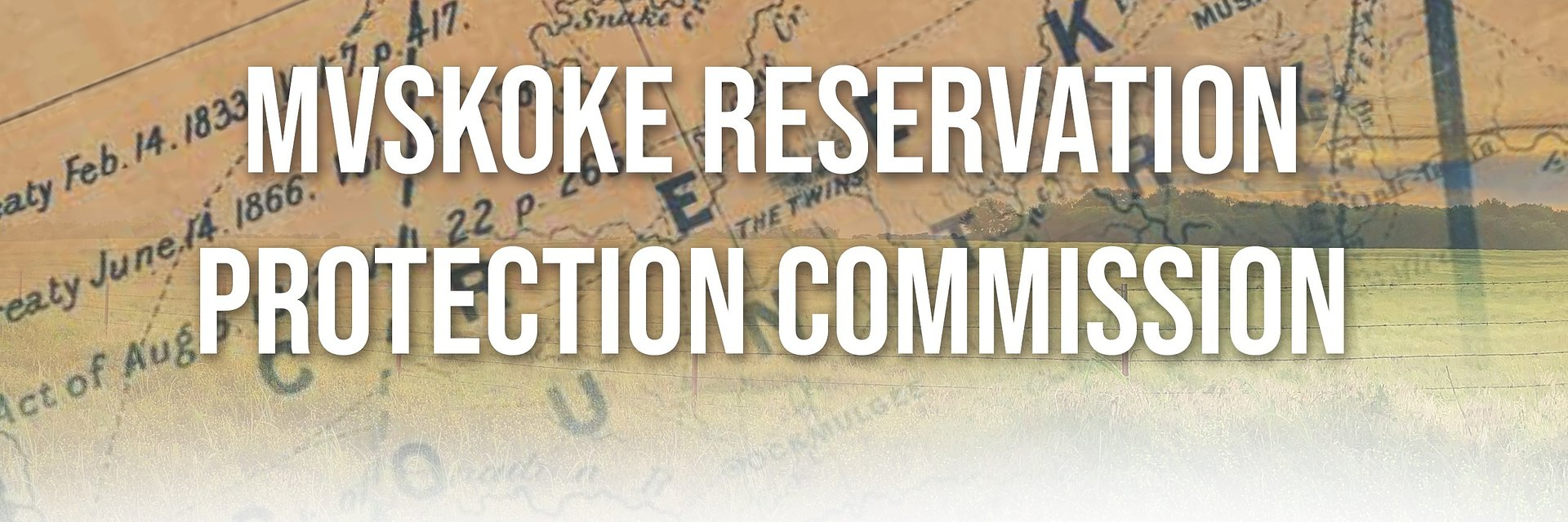 Muscogee (Creek) Nation Announces Appointments to Mvskoke Reservation Protection Commission