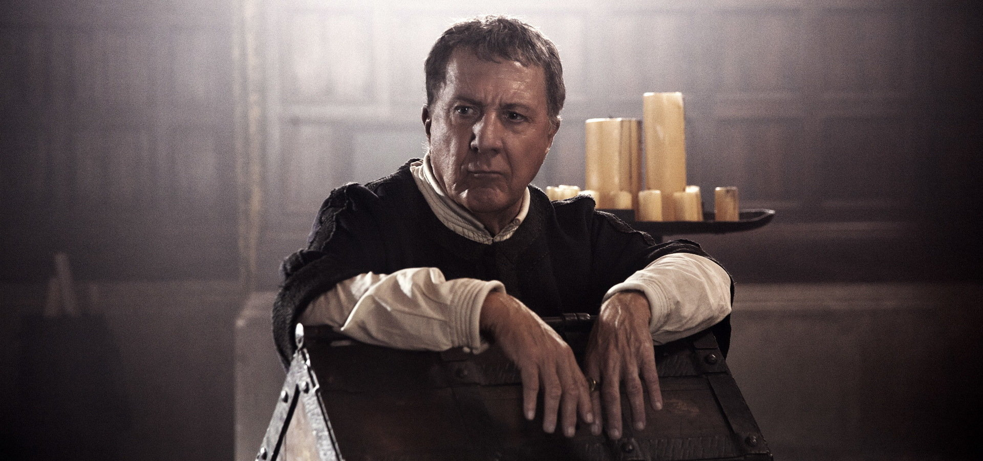 """Dustin Hoffman w serialu """"Medyceusze – Władcy Florencji"""". Włosko-amerykański serial po raz pierwszy w polskiej telewizji. Tylko w CANAL+"""