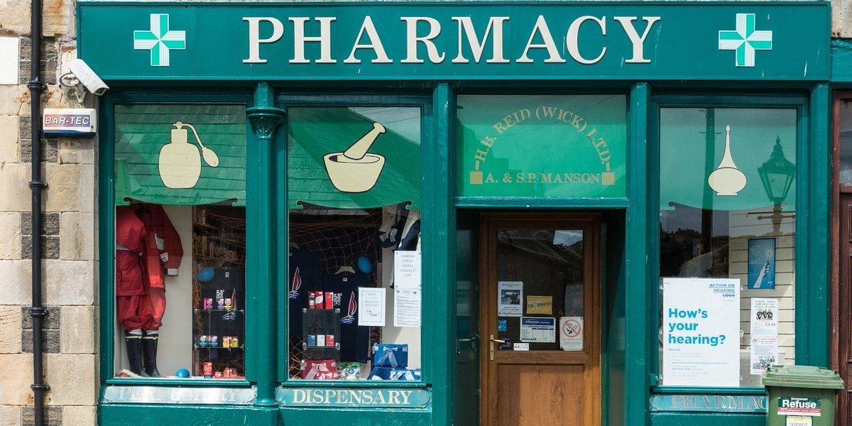 W Anglii zbadają rolę aptek w pandemii