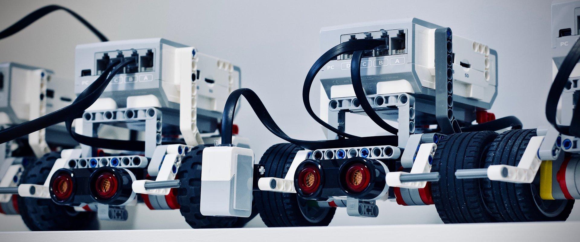 Spyrosoft pokaże robotom, gdzie mają pracować