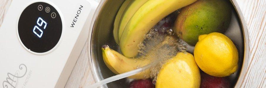 Ozonowanie żywności – skuteczna metoda oczyszczania składników i produktów spożywczych