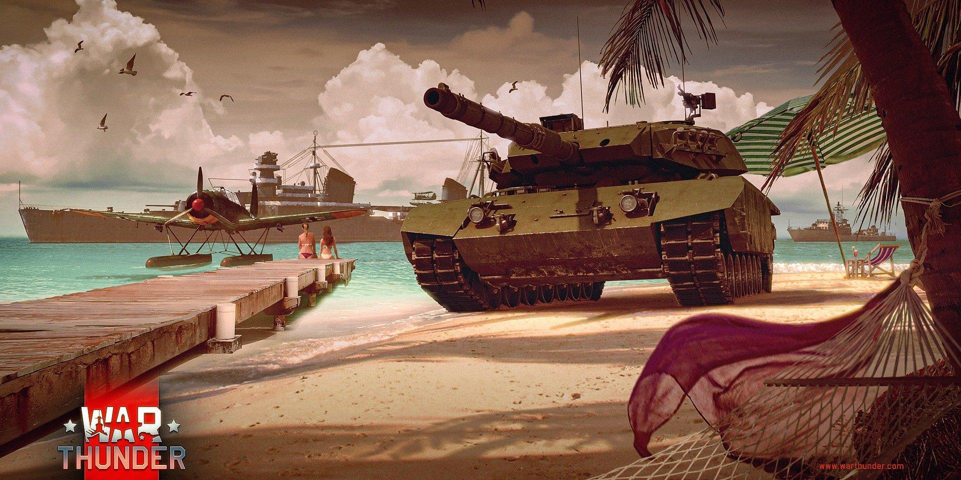 Ve War Thunderu začíná Operace L.É.T.O.