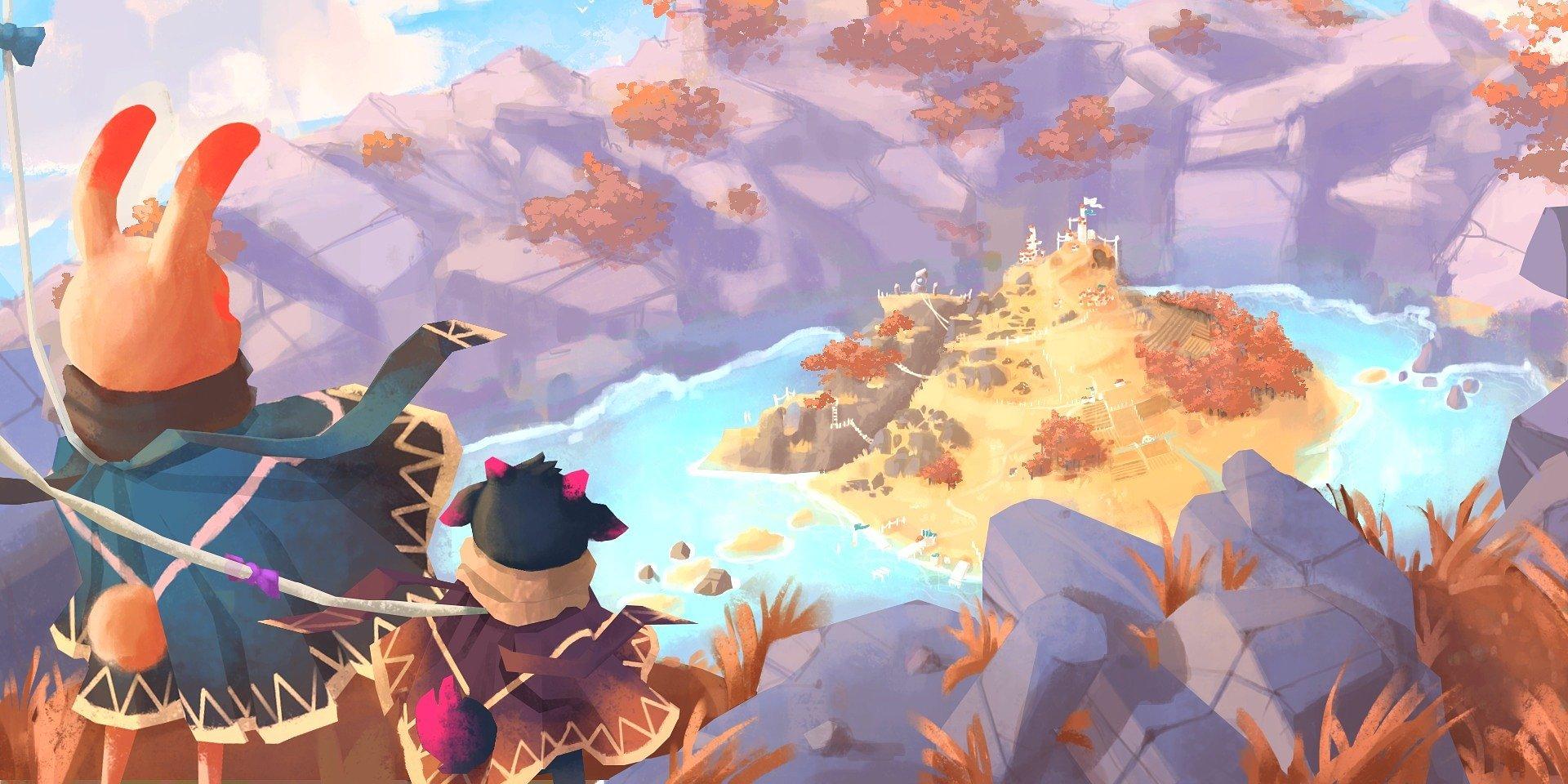Turowa gra w stylu village builder o ciągłej wędrówce, As Far As The Eye pojawi się w sprzedaży 10 września!