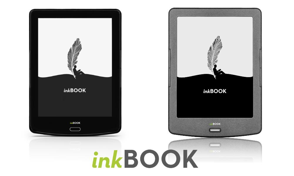 inkBOOK Classic 2 und inkBOOK Prime – klassisch und komfortabel